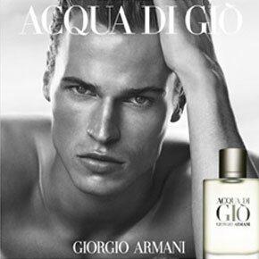 armani homme parfum