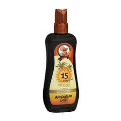 Crème Solaire Bronzante SPF 15