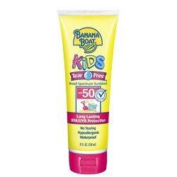 Crème Solaire Enfants SPF50